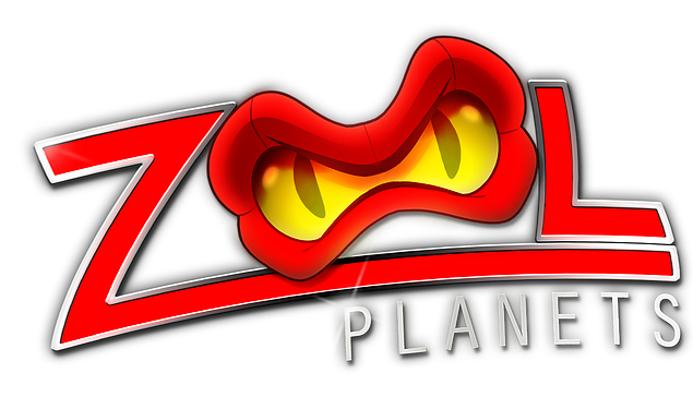 Zool Planets Concept Artwork