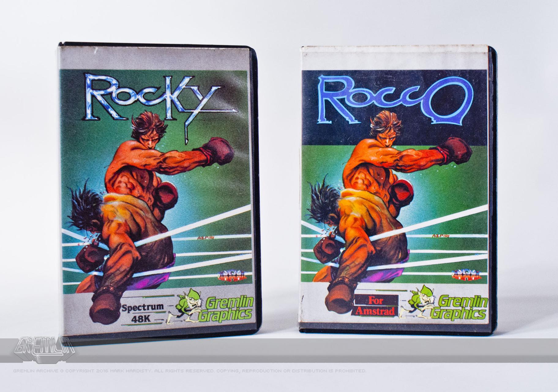 Rocky / Rocco