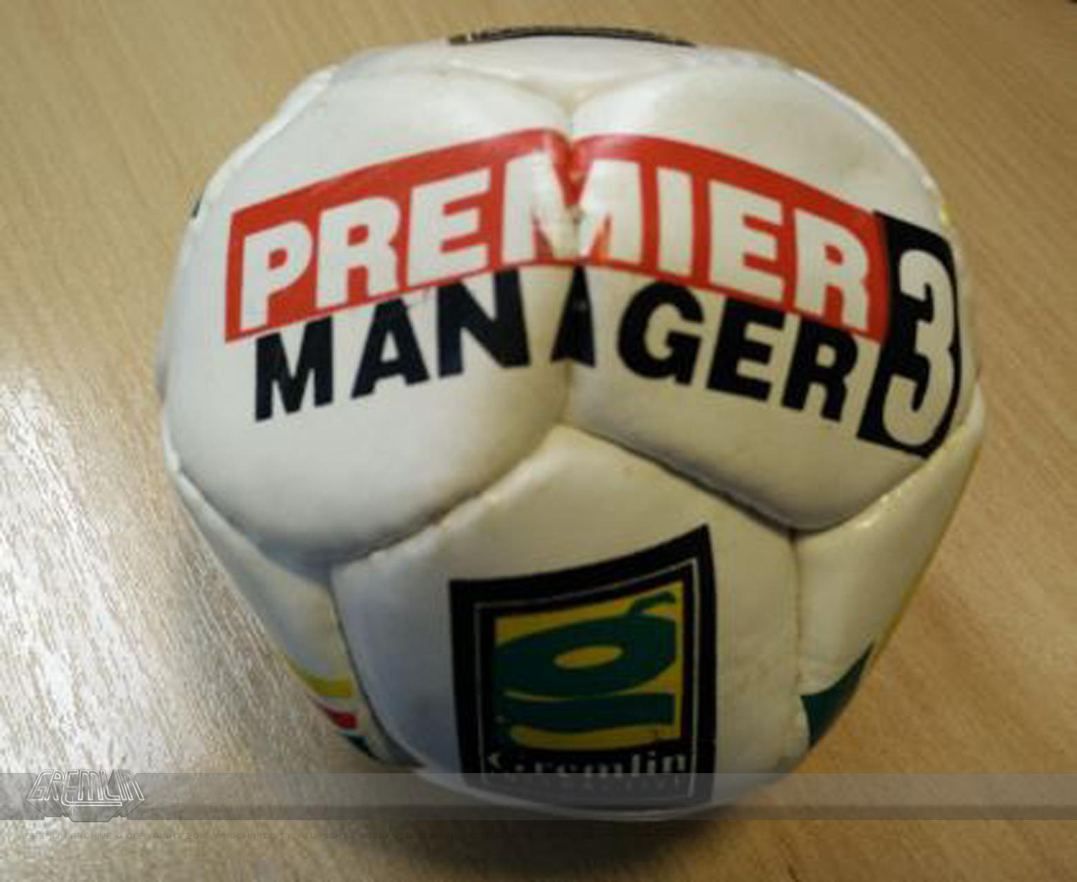 Premier Manager 3 Football