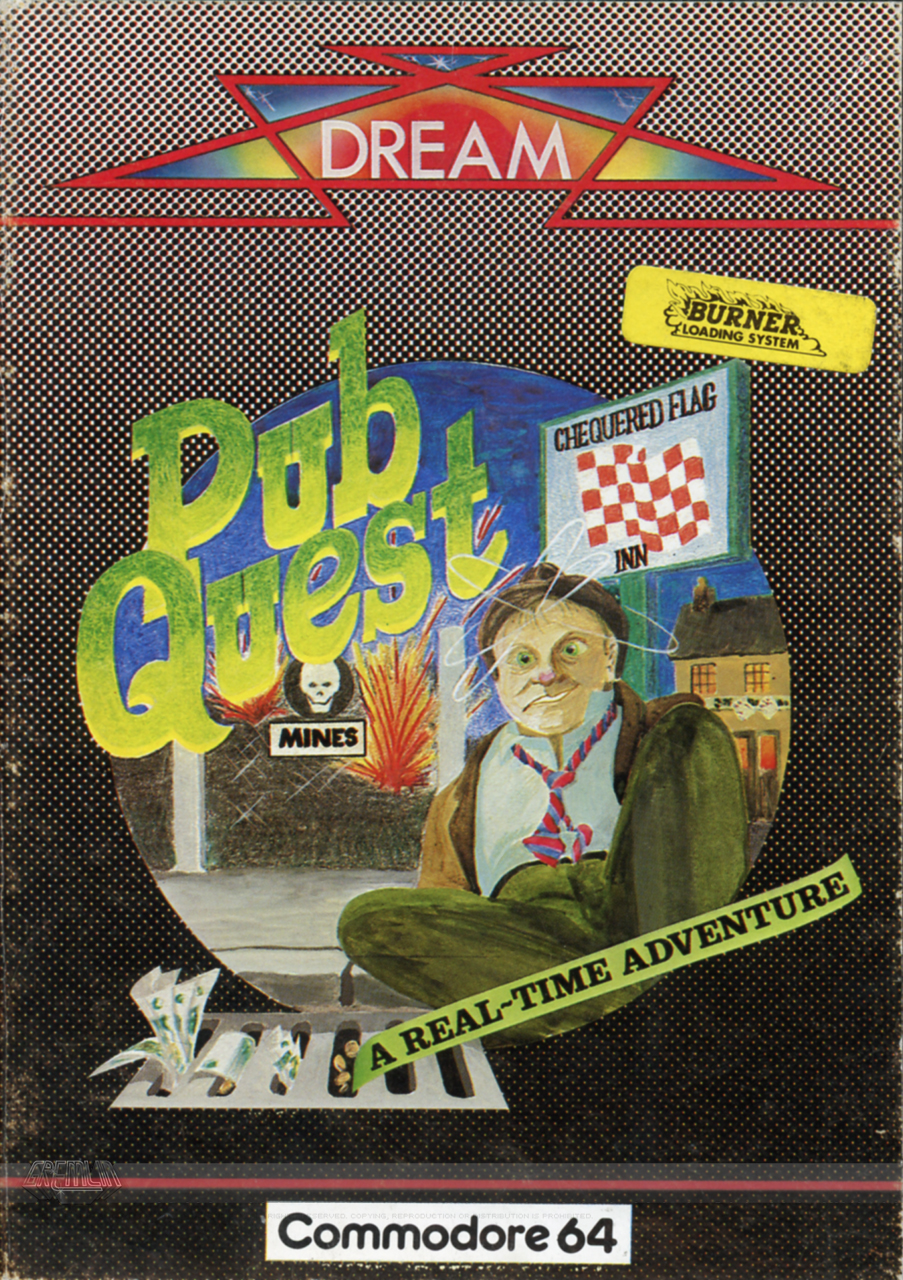 Pub Quest