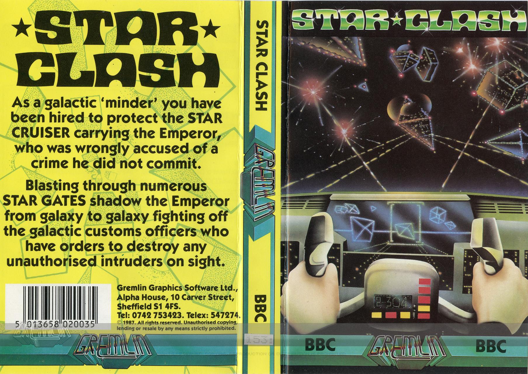 Controversial Star Clash
