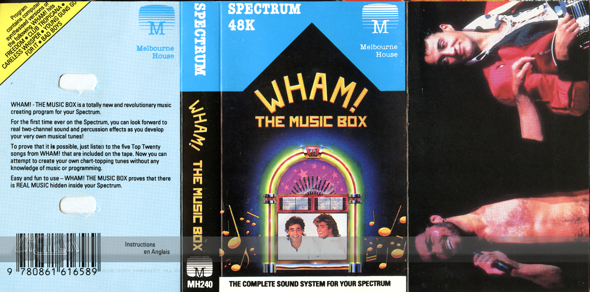 Wham! The Music Box