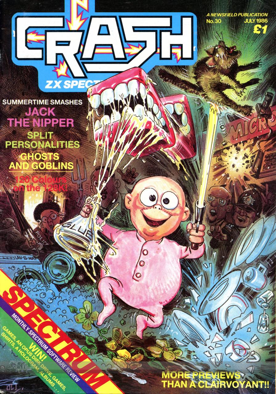 Crash Magazine – Jack The Nipper