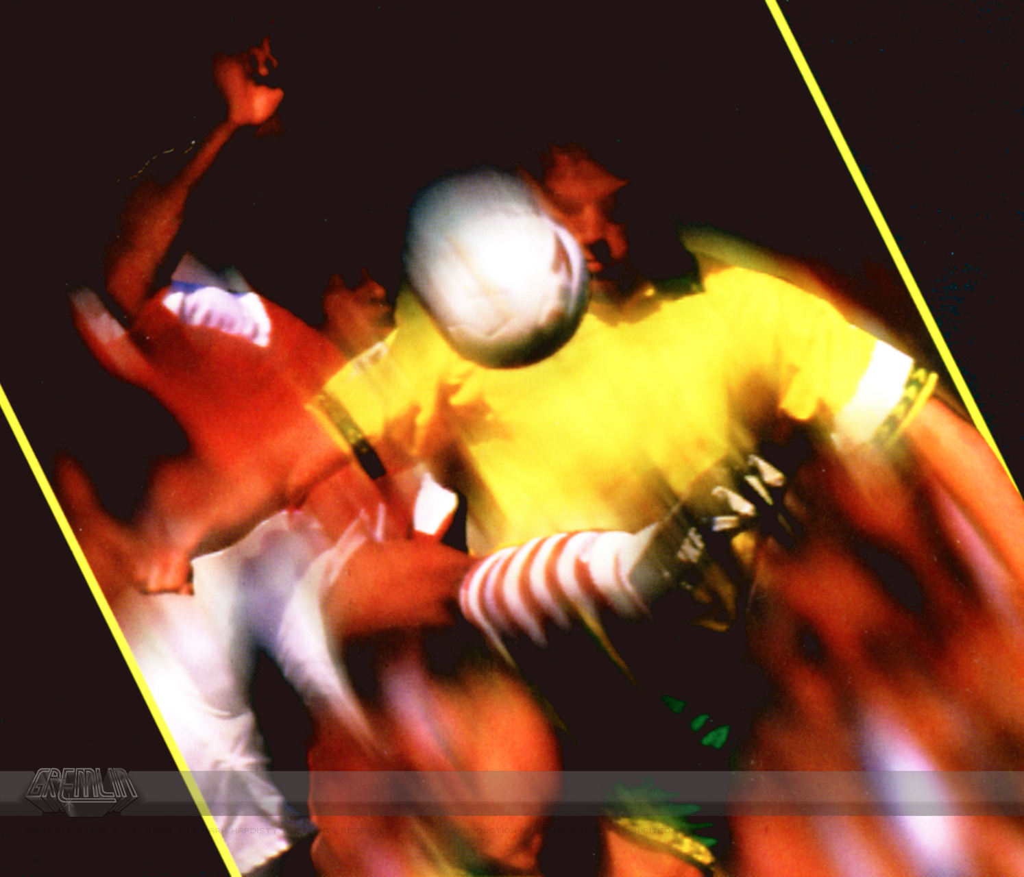 """Actua Soccer """"Football"""" Theme"""