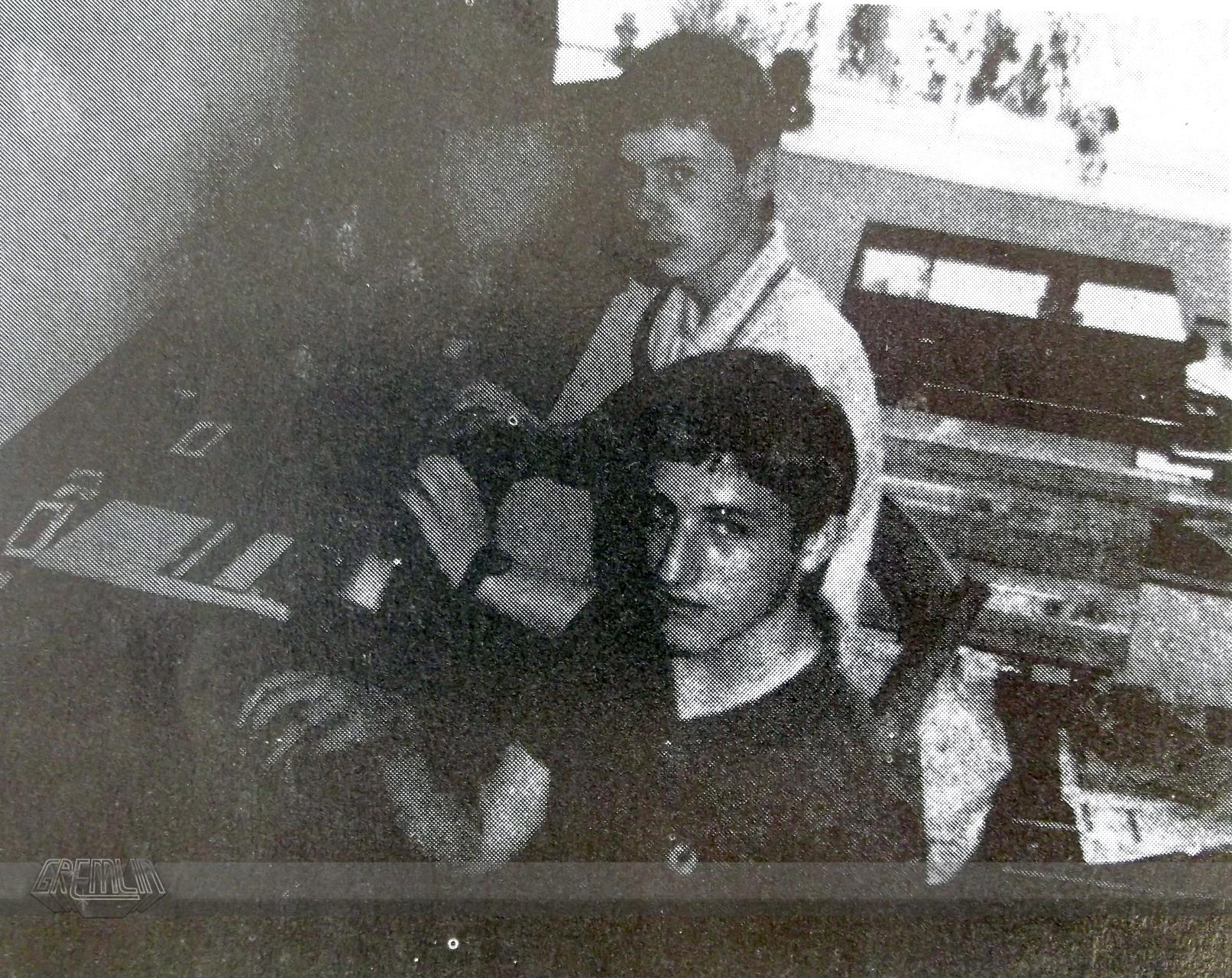 Richard Stevenson and Phil Durbidge (Dollarsoft)