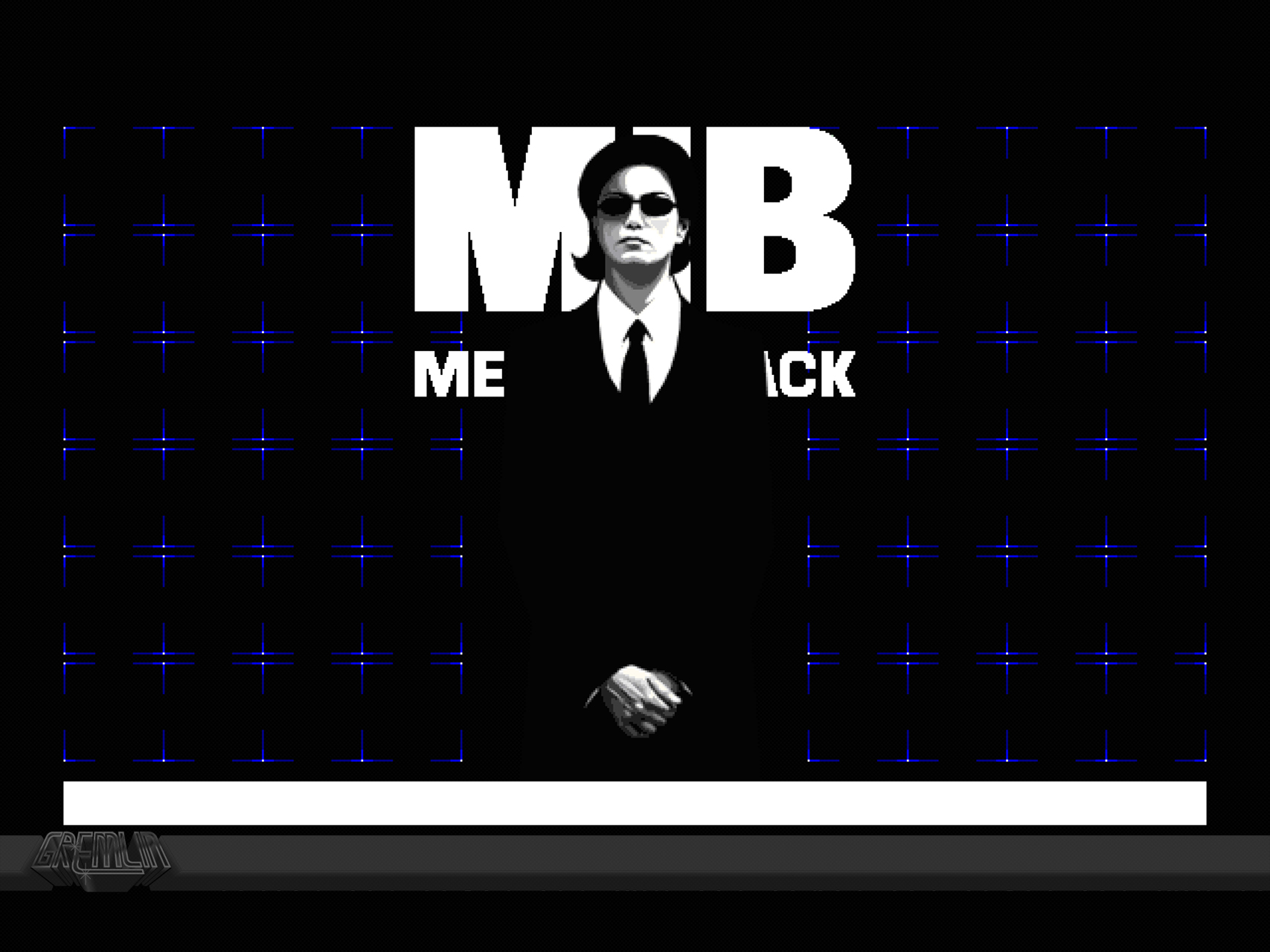 Men In Black Agent Graphics