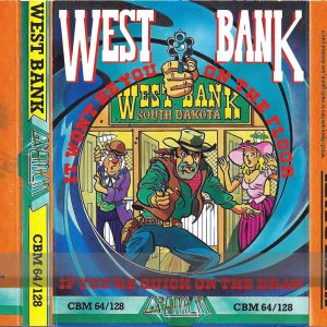 West bank Cover