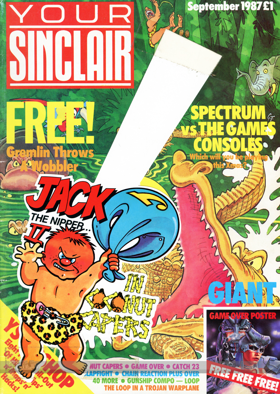 Your Sinclair – September 1987