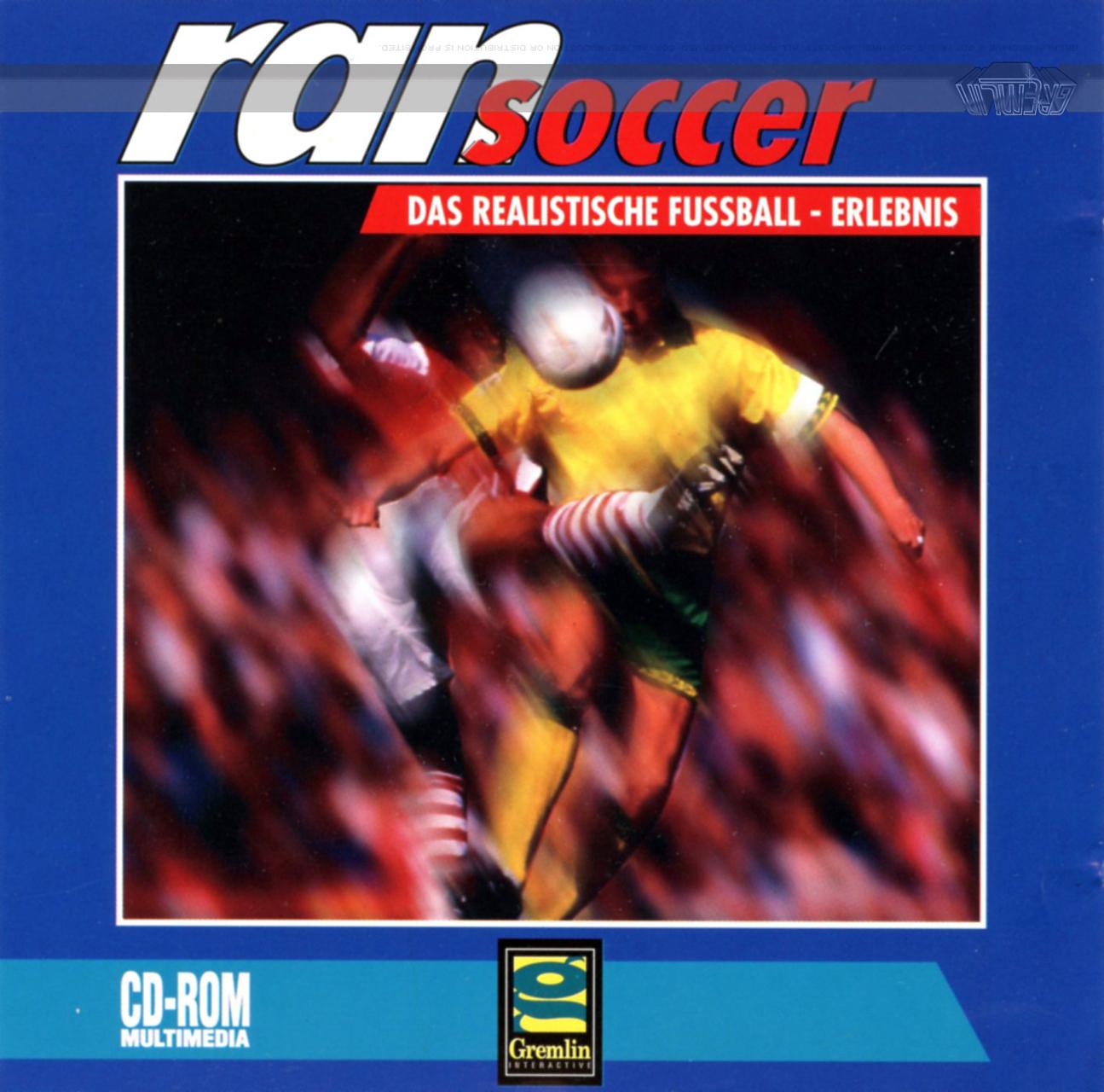 Ran Soccer CD-ROM