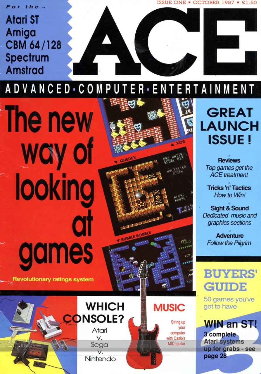ACE Magazine Issue 1