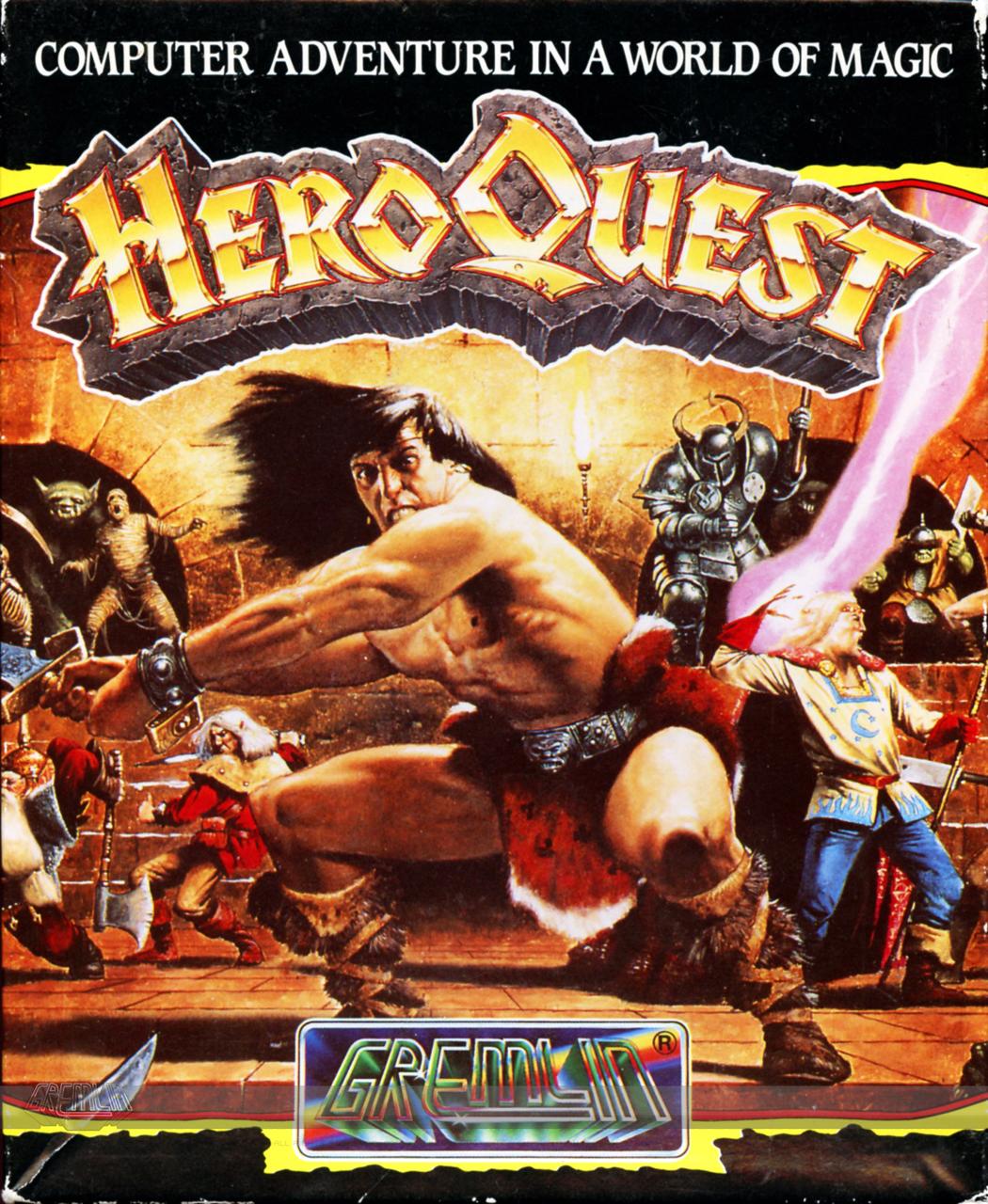 Hero Quest (Atari ST)