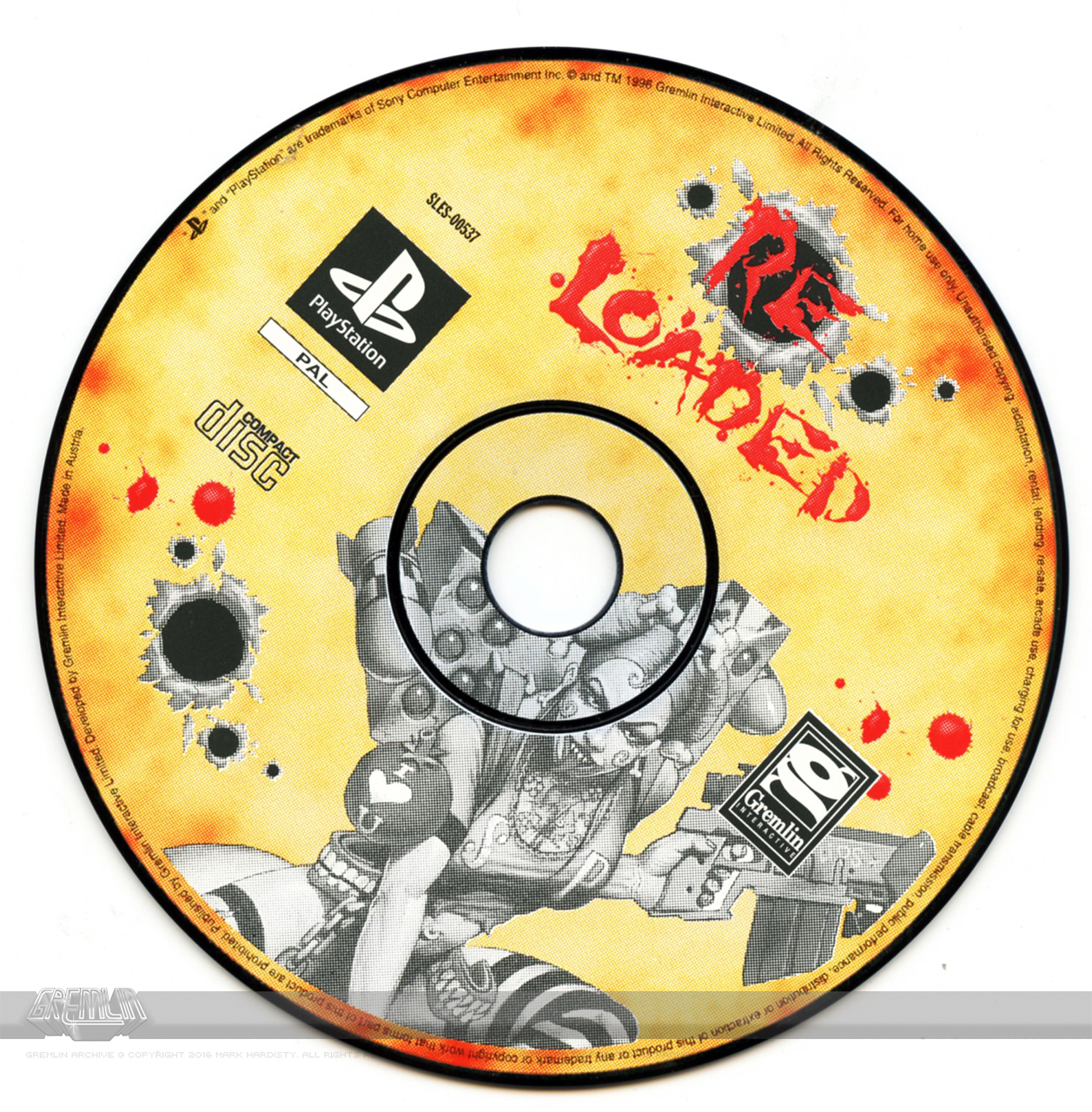 Re-Loaded (CD)