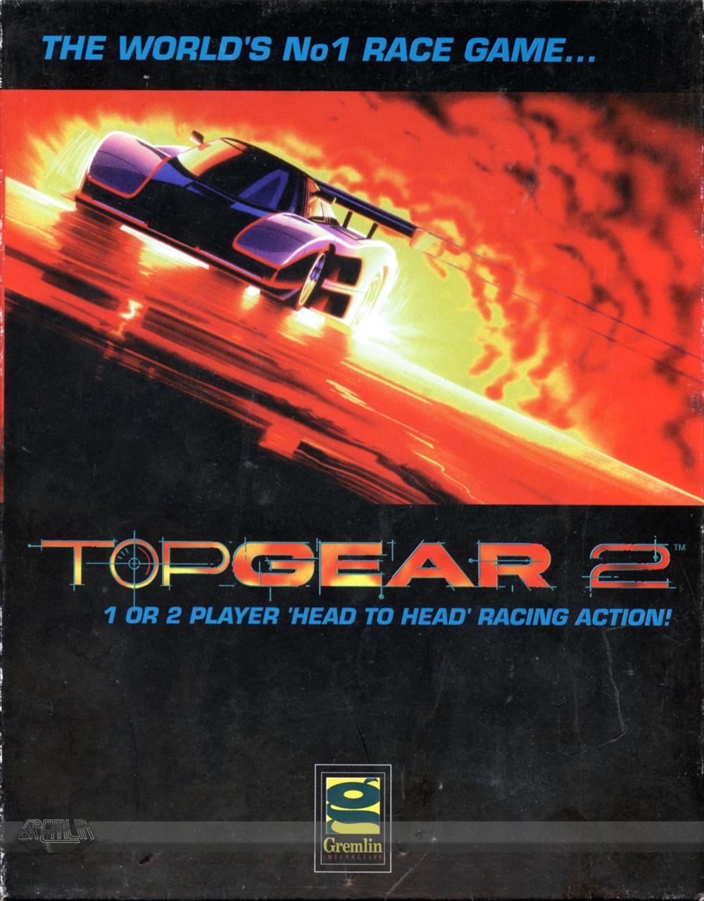 Top Gear 2 (Amiga)