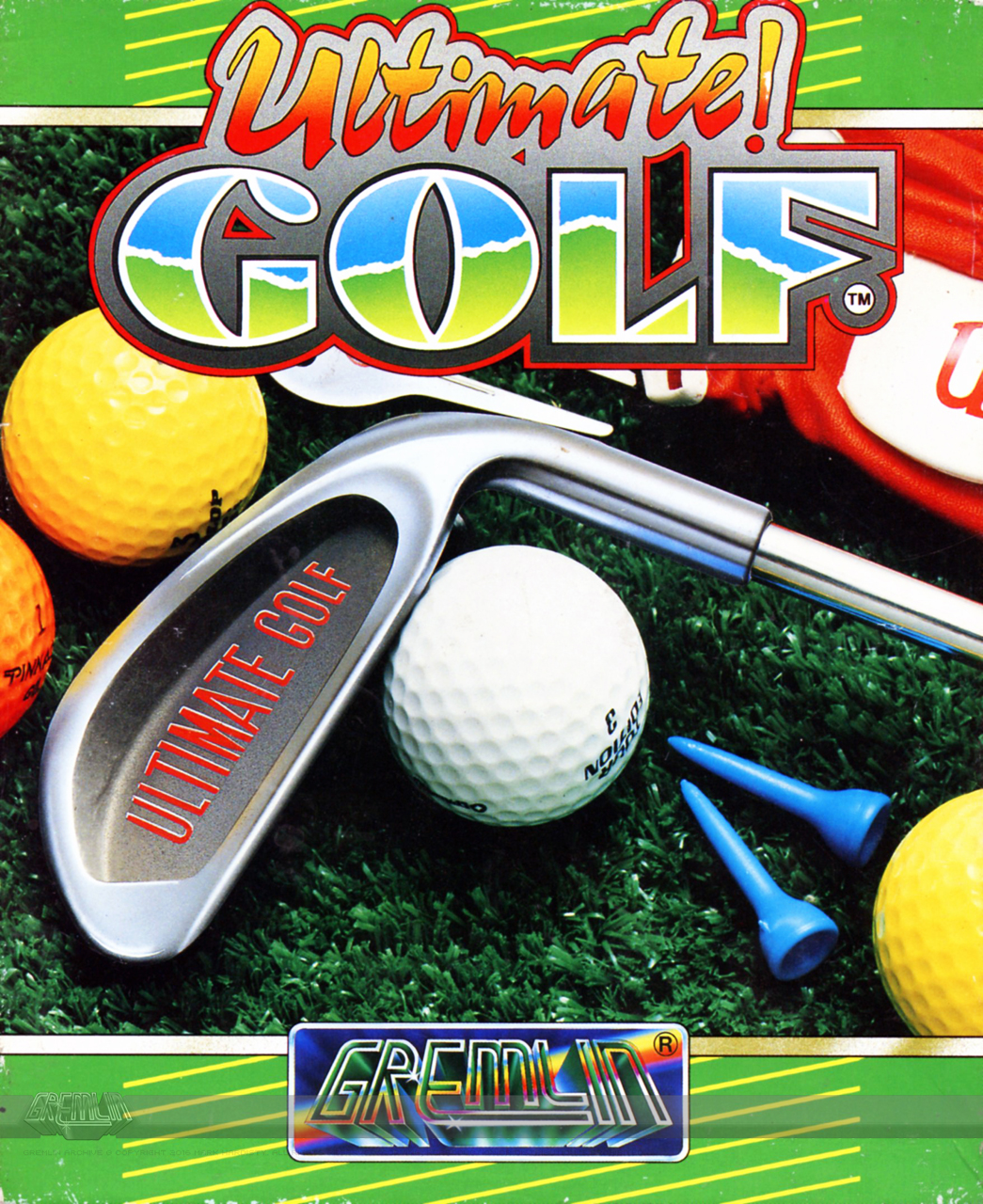 Ultimate Golf (C64)