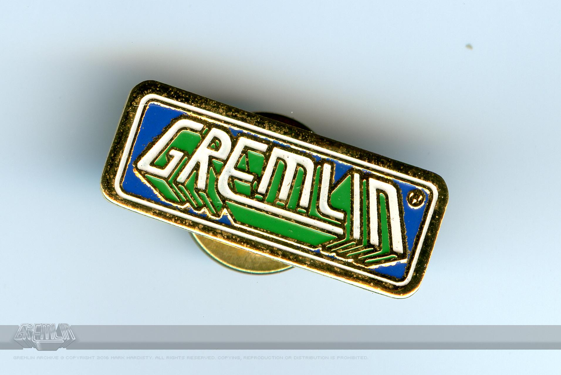 Gremlin Le-Pin Badge