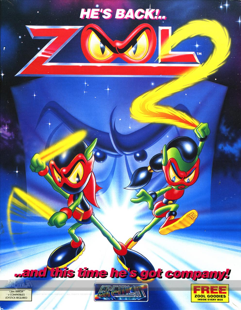 Zool 2 (Amiga)