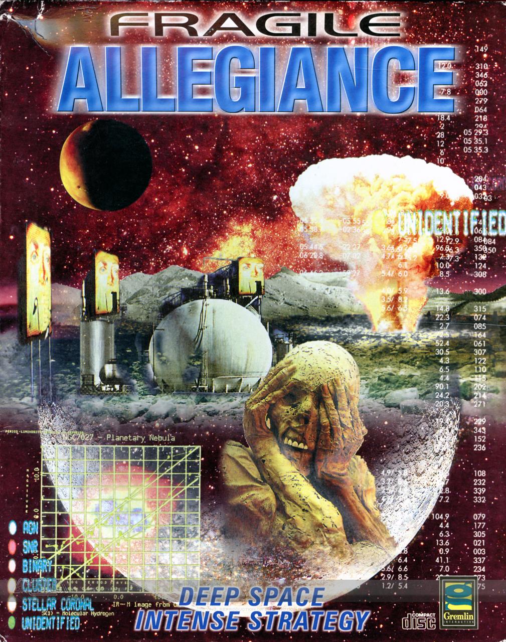 Fragile Allegiance: War