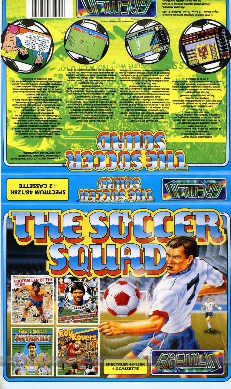 Soccer Squad