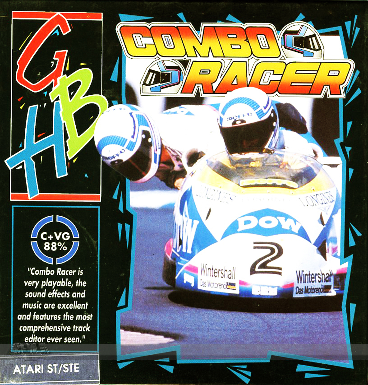 Combo Racer (GBH Label)