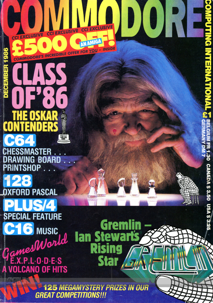 Gremlin – Ian Stewart's Rising Star
