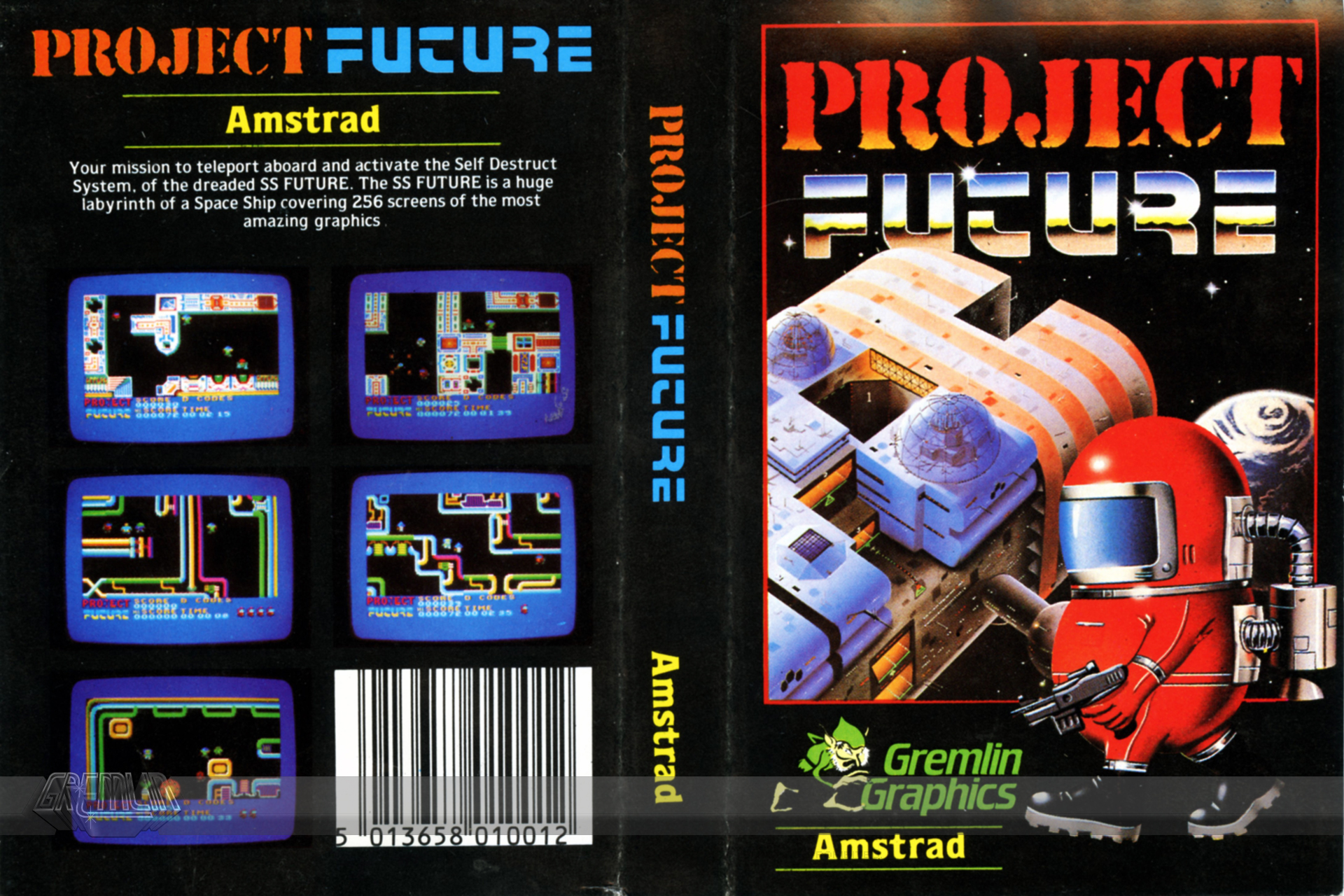 Project Future (Amstrad)