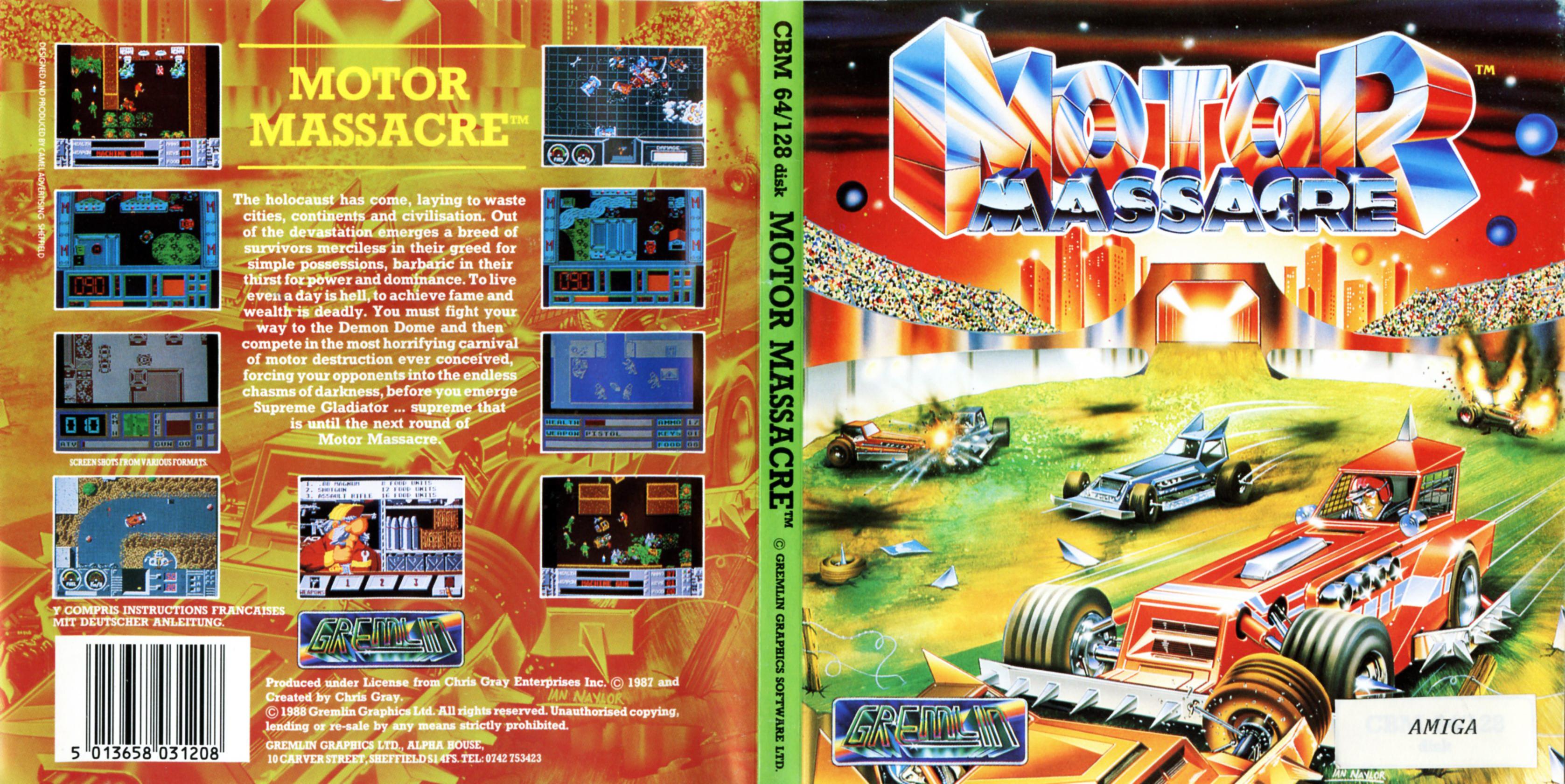 Motor Massacre (Amiga)