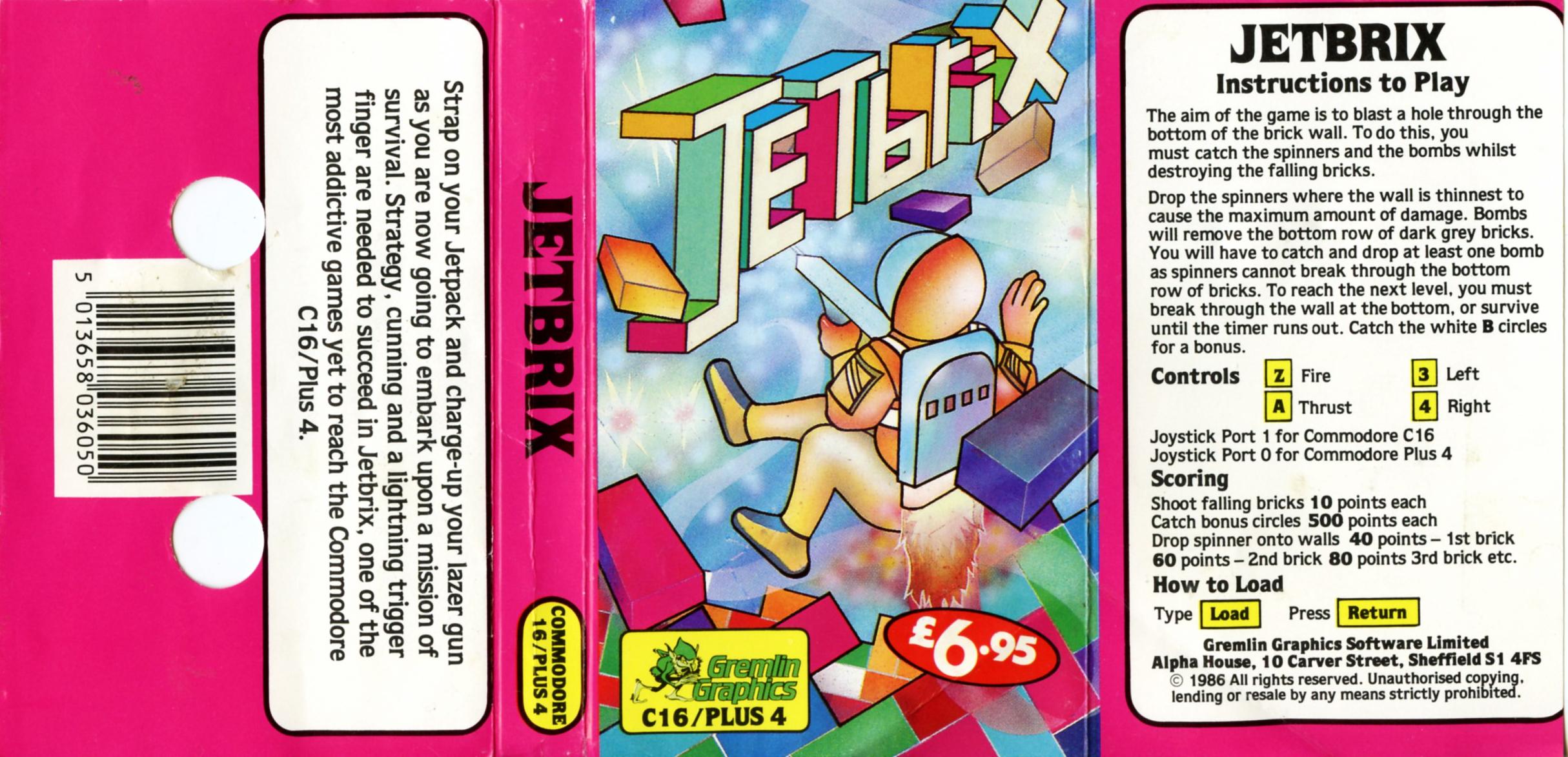 Jetbrix (C16)