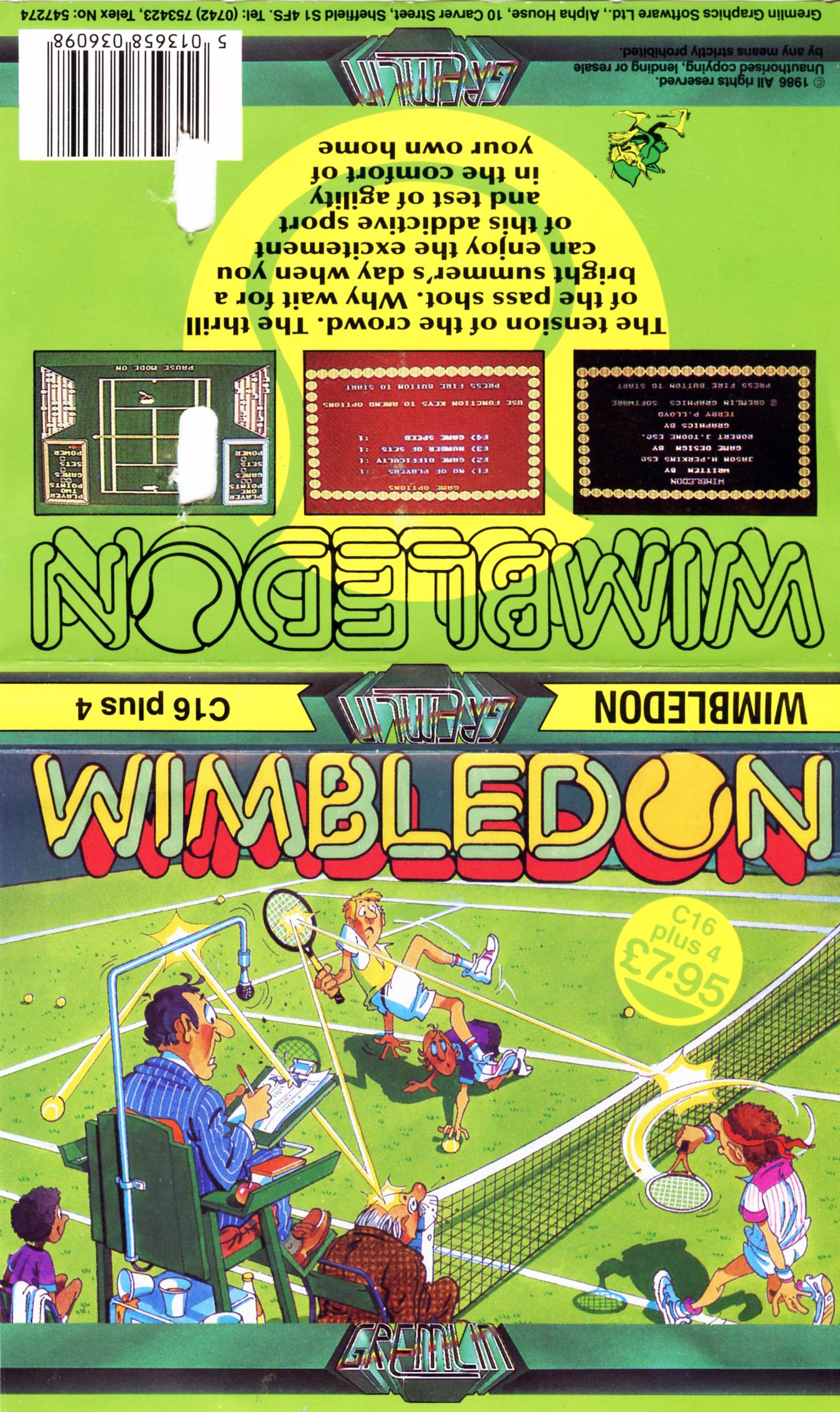 Wimbledon (C16)