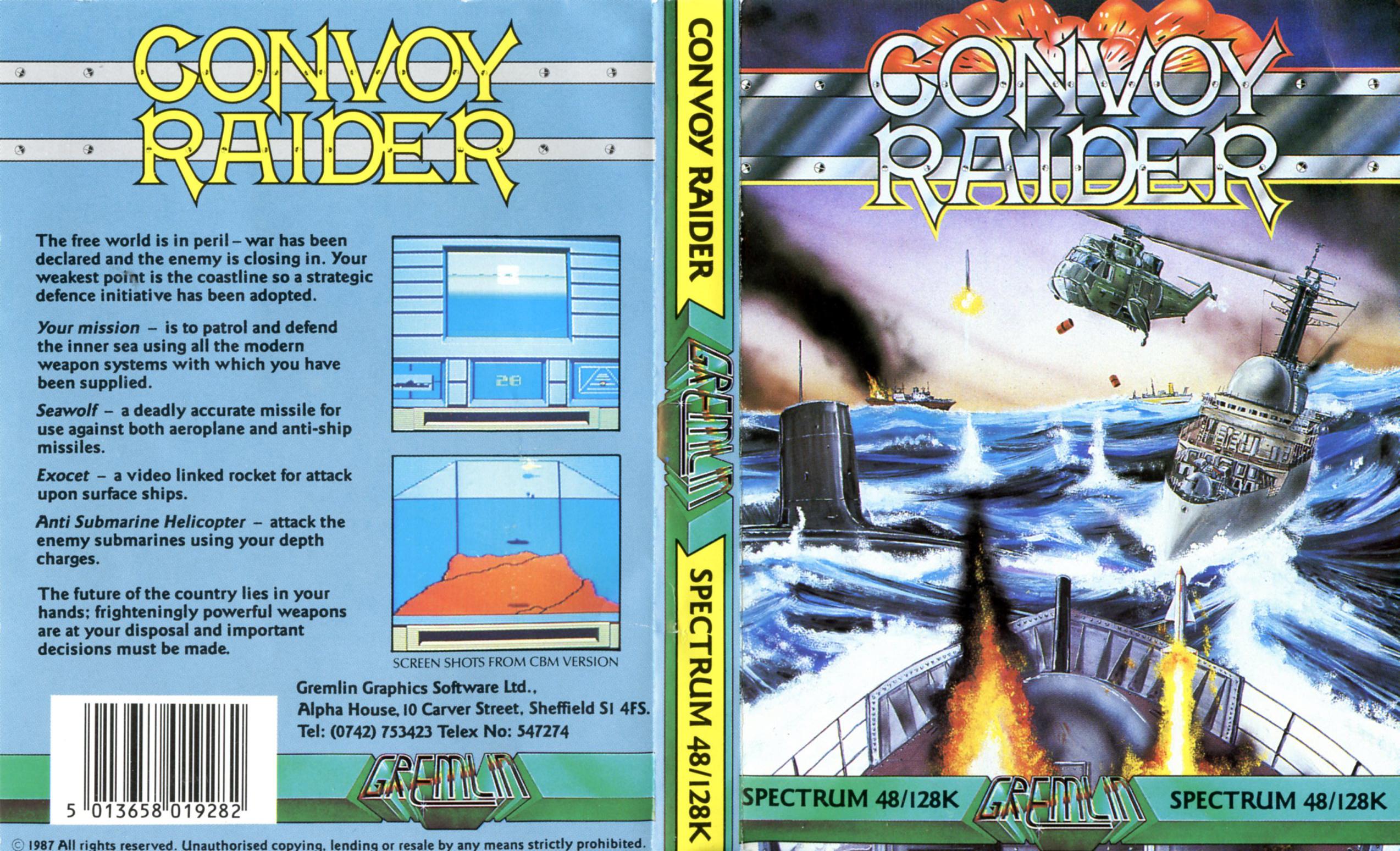Convoy Raider