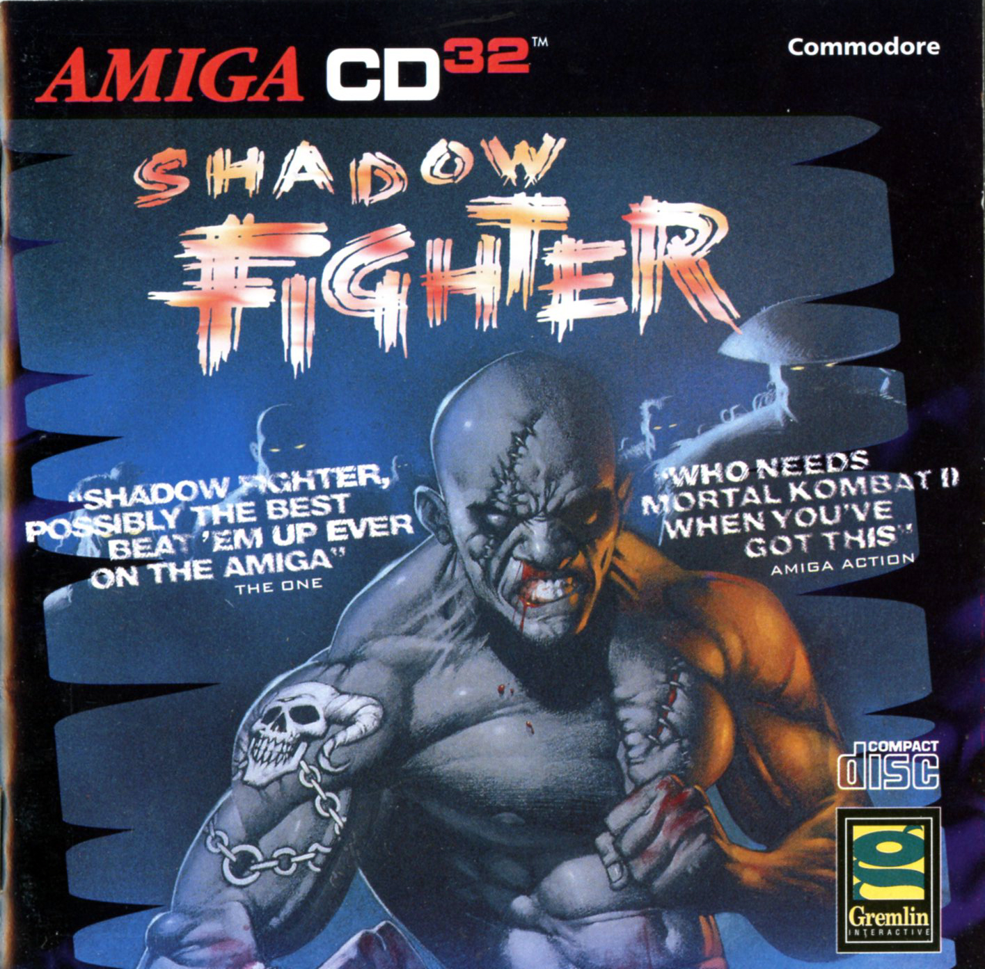 Shadow Fighter (Amiga CD32)