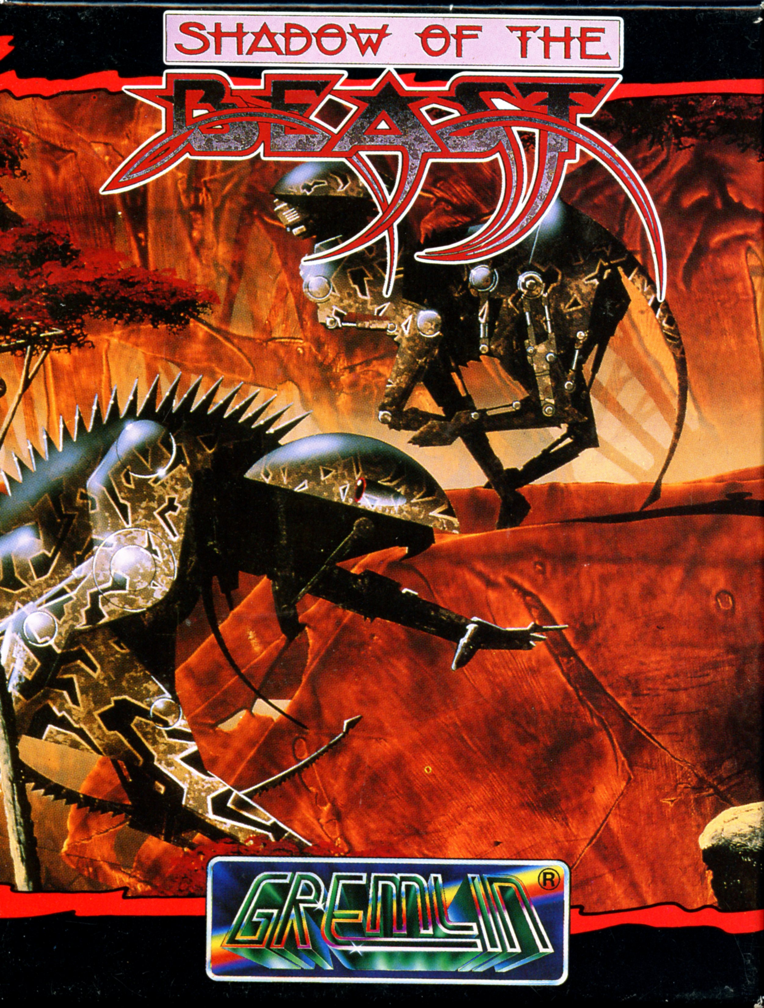 Shadow of the Beast (ZX Spectrum)