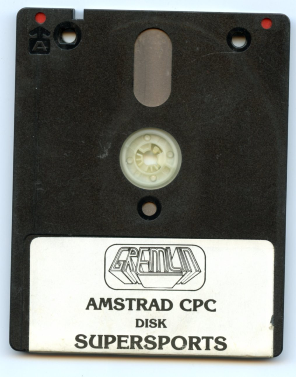 Supersports (Amstrad Disk)