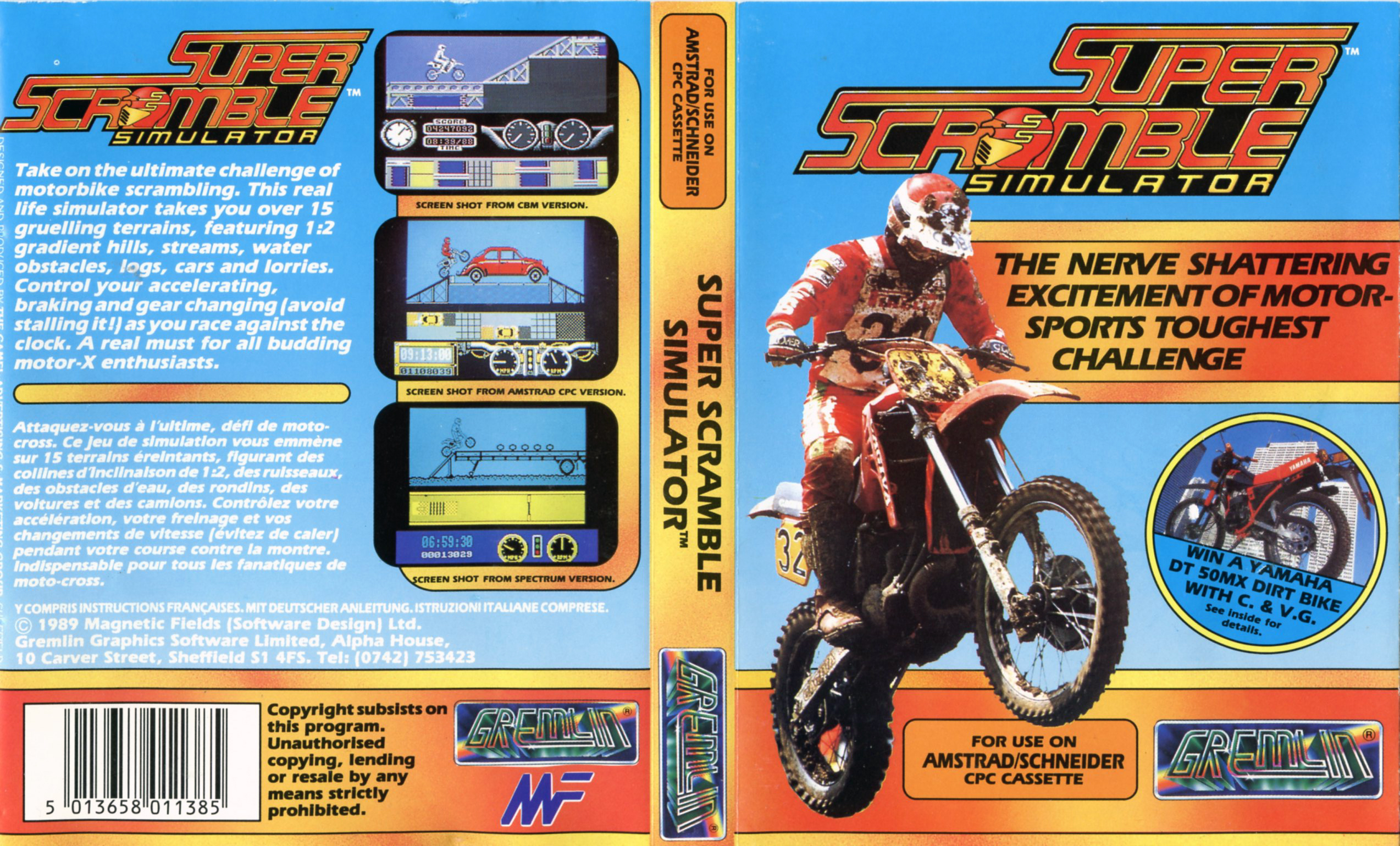 Super Scramble Simulator (Amstrad)
