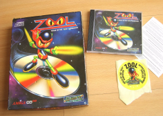 Zool and Badge (Amiga CD32)