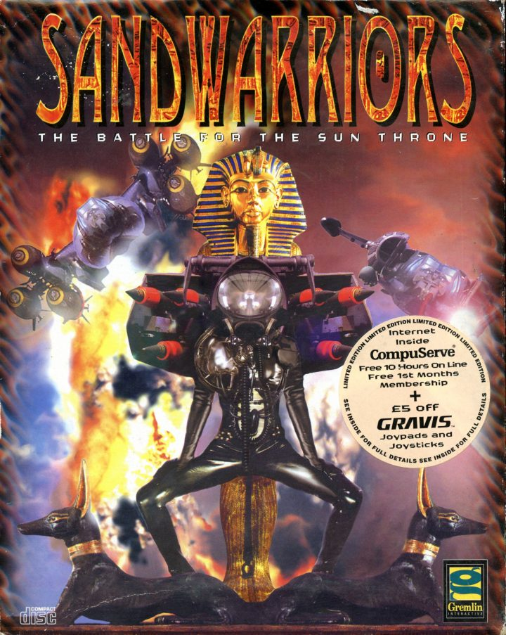 Sandwarriors (PC)