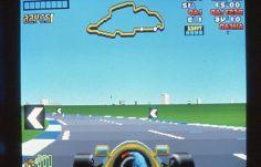 Nigel Mansell's World Championship Racing – Slides (PC)