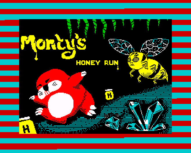 Monty's Honey Run