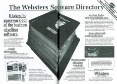 The Websters Software Directory