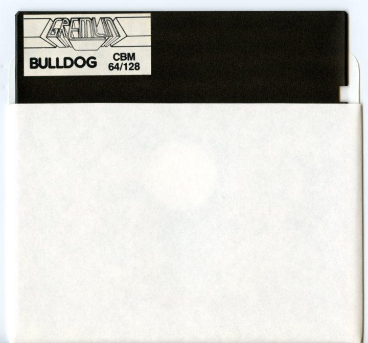 Bulldog (C64 Disk)
