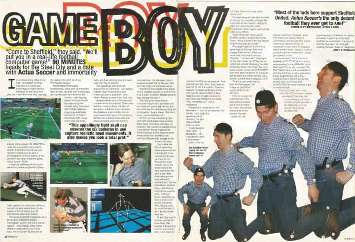 90 Minutes Magazine (December 1995)