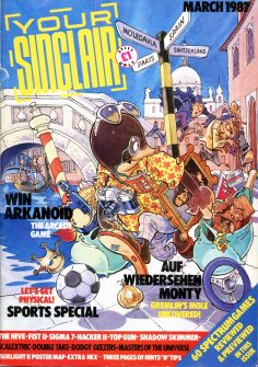 Your Sinclair (March 1987)