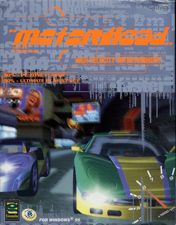 Race Results (Motorhead OST)