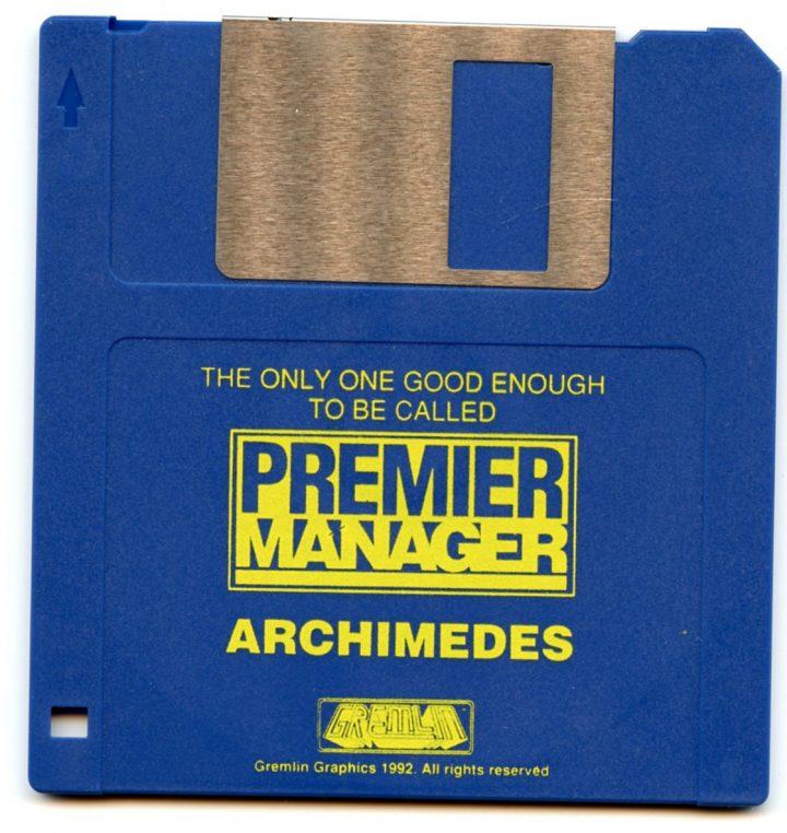 Premier Manager (Archimedes)