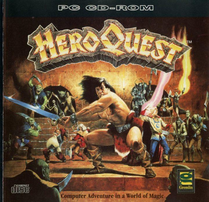Hero Quest (PC CDROM)