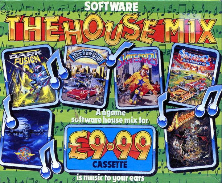 The House Mix (ZX Spectrum)