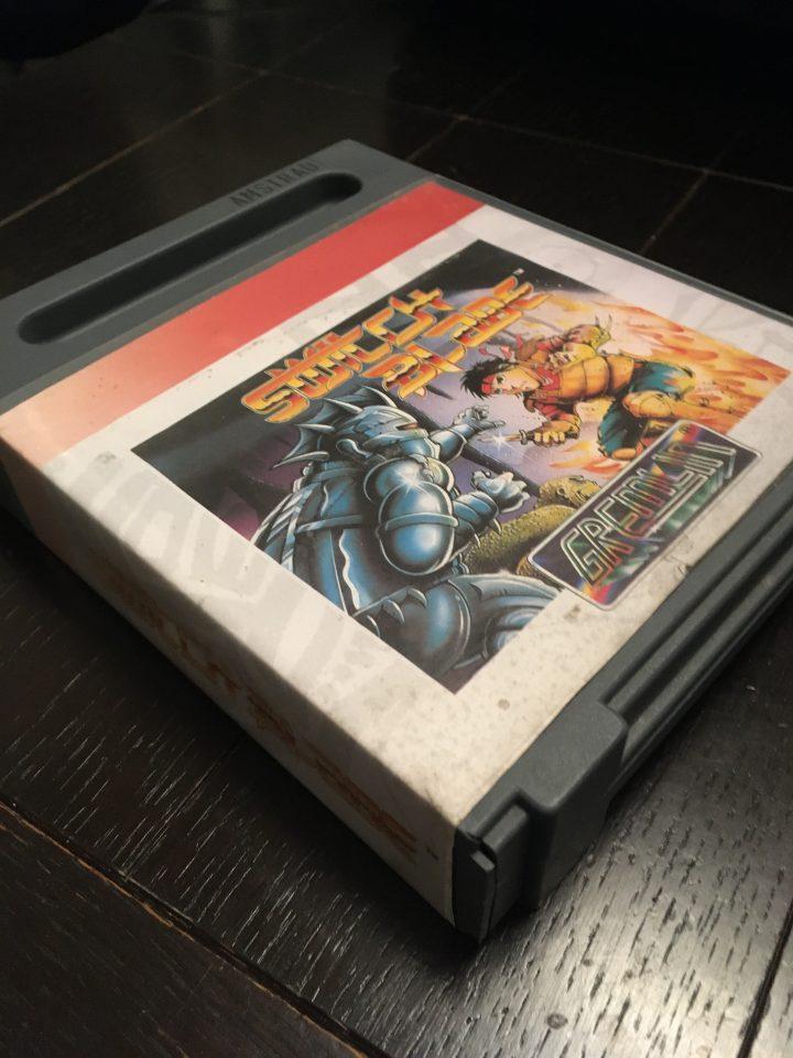 Switchblade (GX4000)
