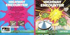 Highway Encounter (C64 Disk)