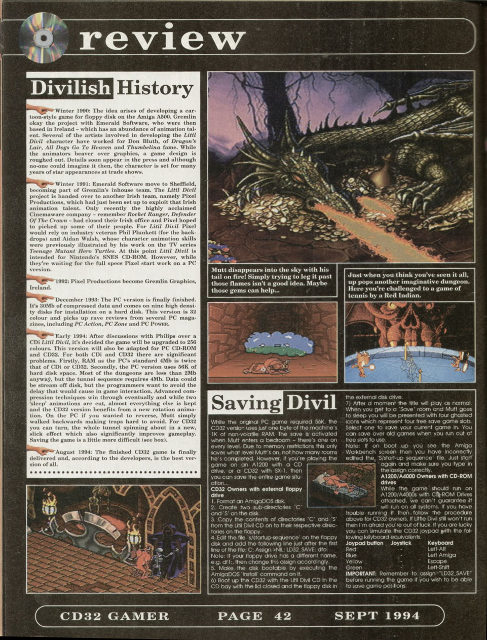 Gremlin Graphics Ireland History