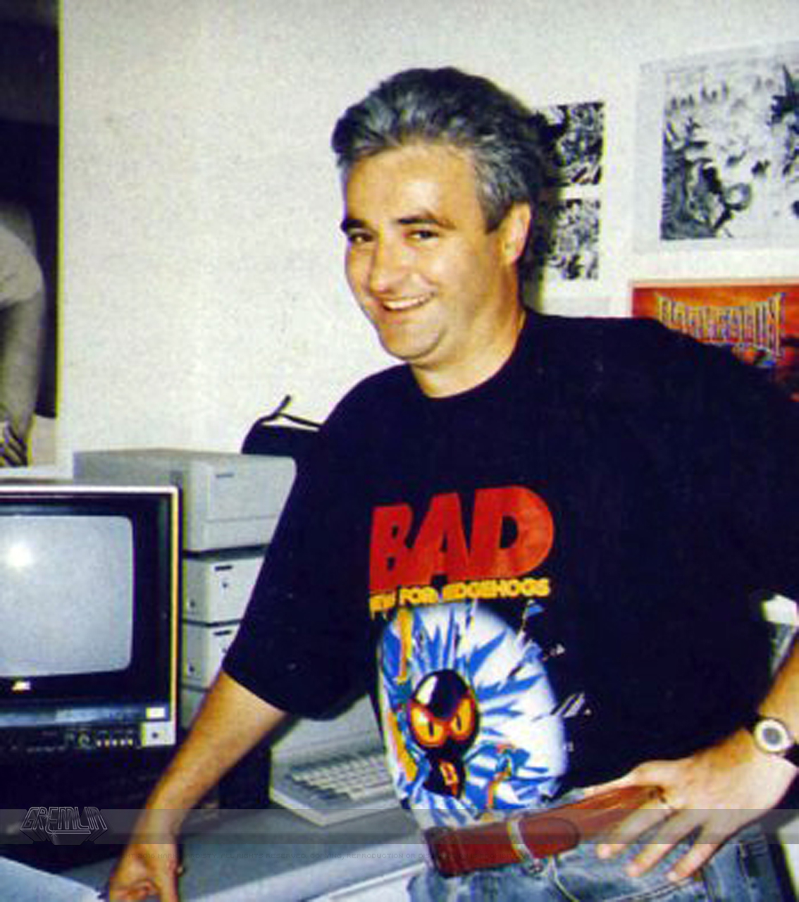 Ian Stewart – Bad News for Hedgehogs