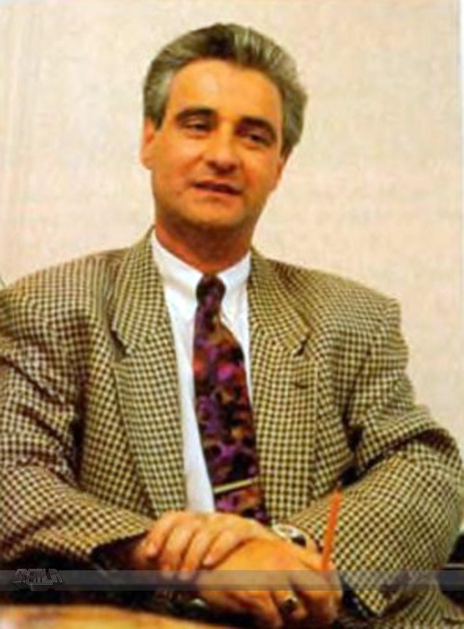 Ian Stewart 90s